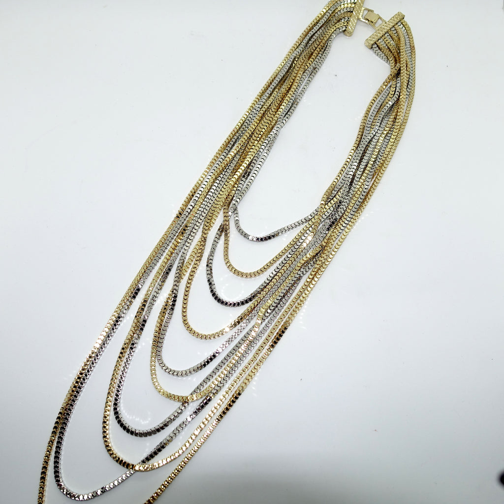 Myer Long Necklace - Cole Vintage