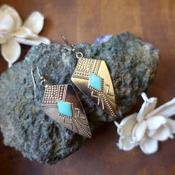Bixby Earrings - Cole Vintage