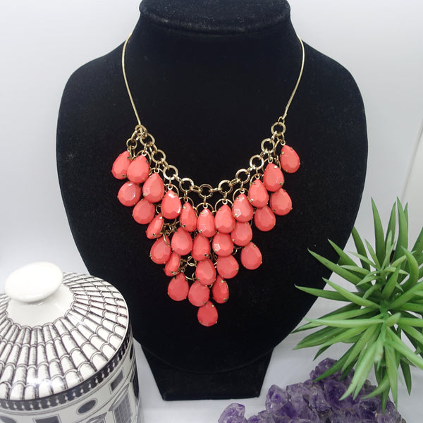 Haddonfield Tiered Necklace - Cole Vintage