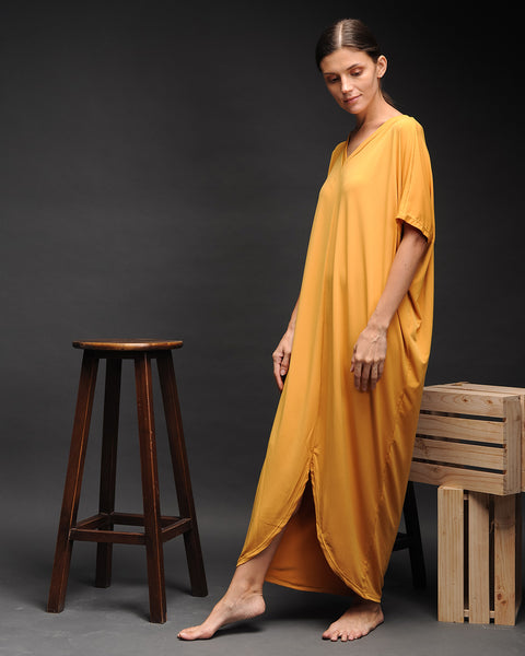 Dianara Maxi Dress - Cole Vintage