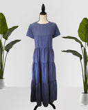 GABRIELLA MAXI DRESS - Cole Vintage