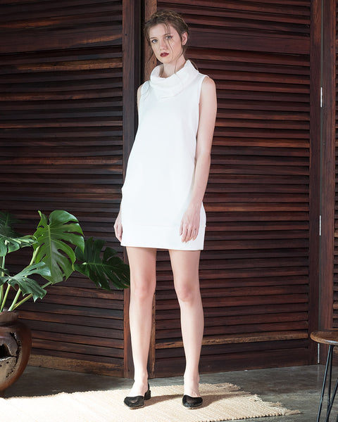 ANALIA SHORT DRESS - Cole Vintage