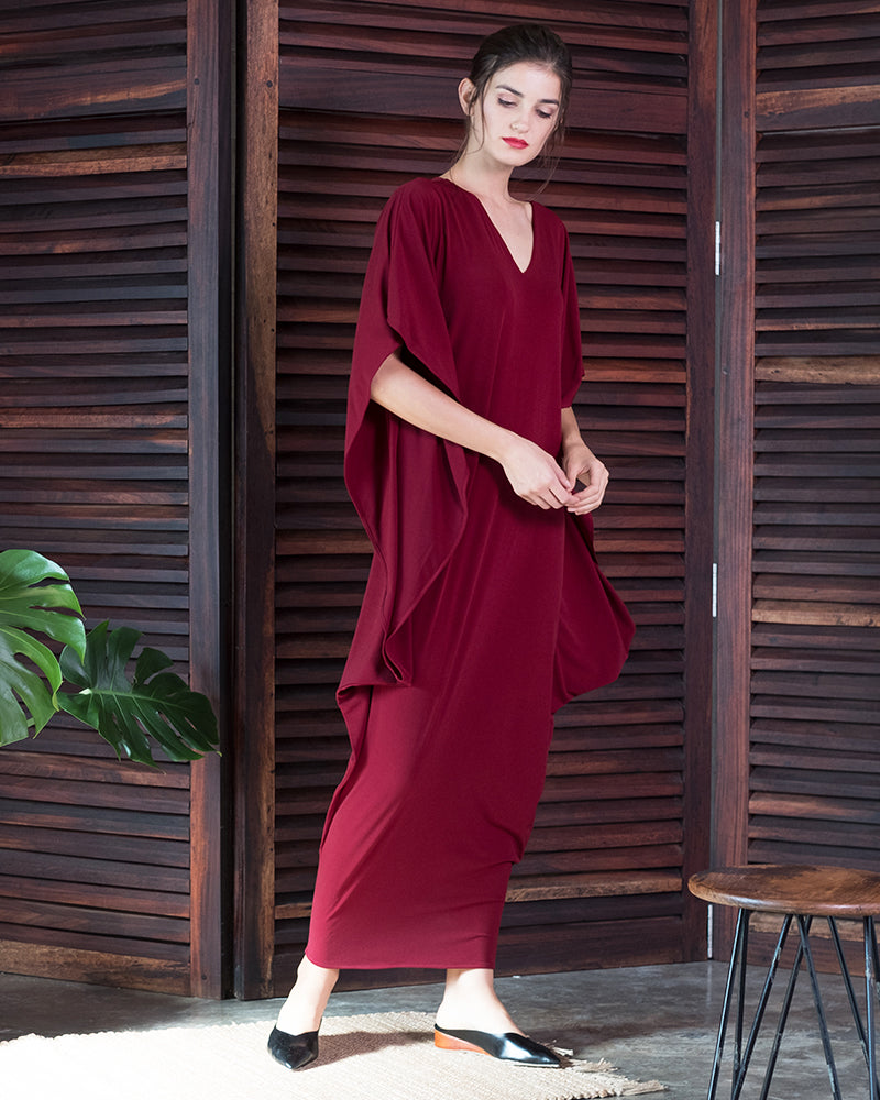 Adela Maxi Dress - Cole Vintage