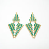 Harverstraw Earrings - Cole Vintage