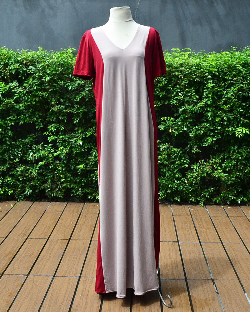 Helmina Maxi Dress - Cole Vintage