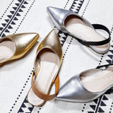 Chenai Pointed Flats - Cole Vintage