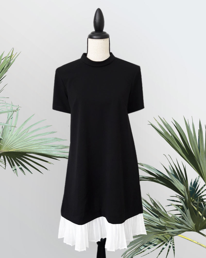 Lucille Short Dress - Cole Vintage