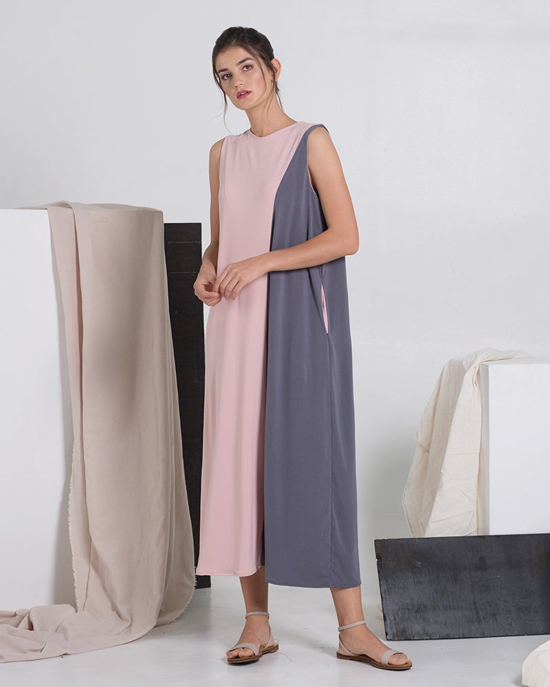 Celinka Maxi Dress - Cole Vintage