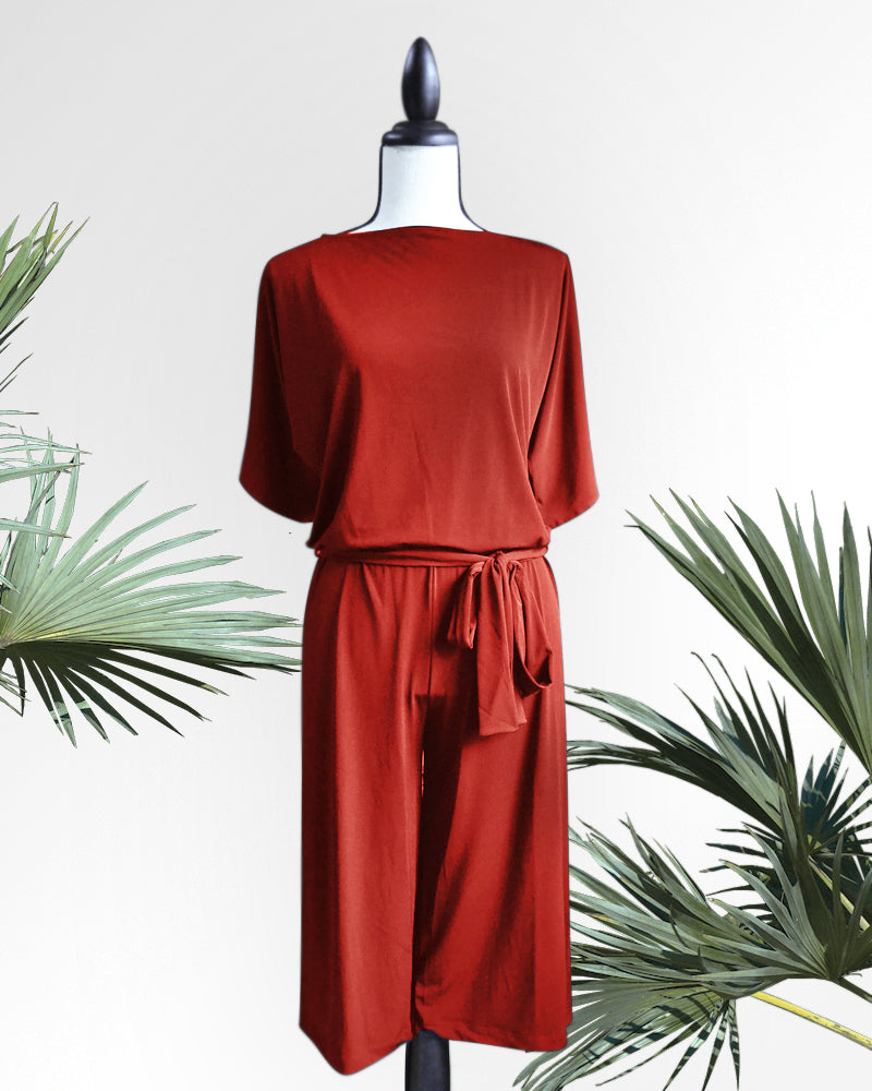 Margot Jumpsuit - Cole Vintage