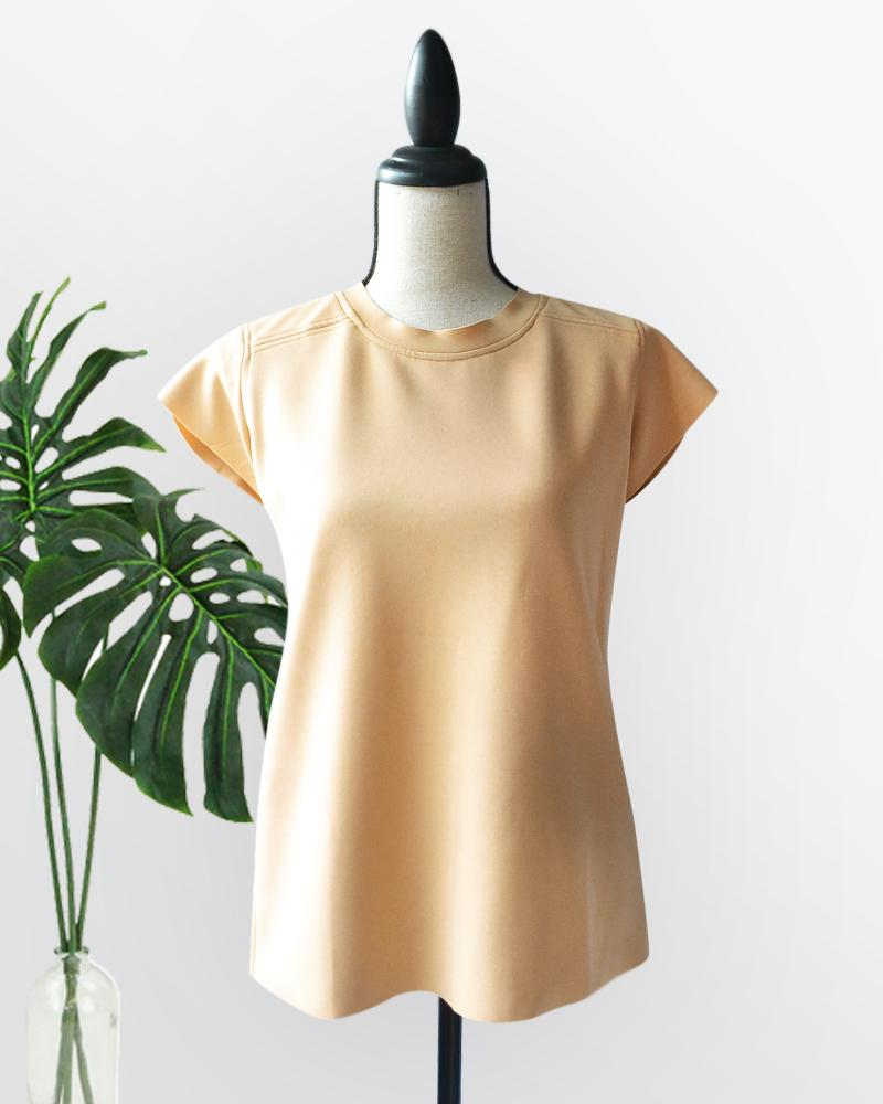 Mauve Top - Cole Vintage