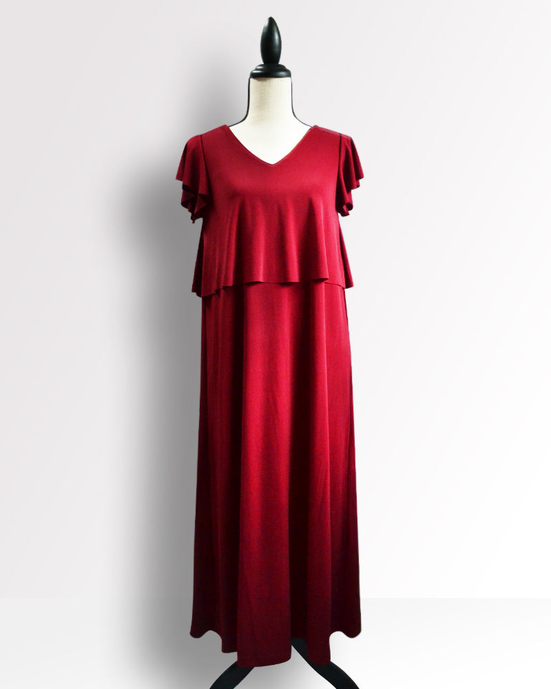 Mabel Maxi Dress - Cole Vintage