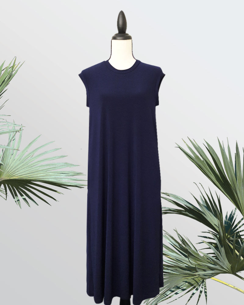 Quyen Midi Dress - Cole Vintage
