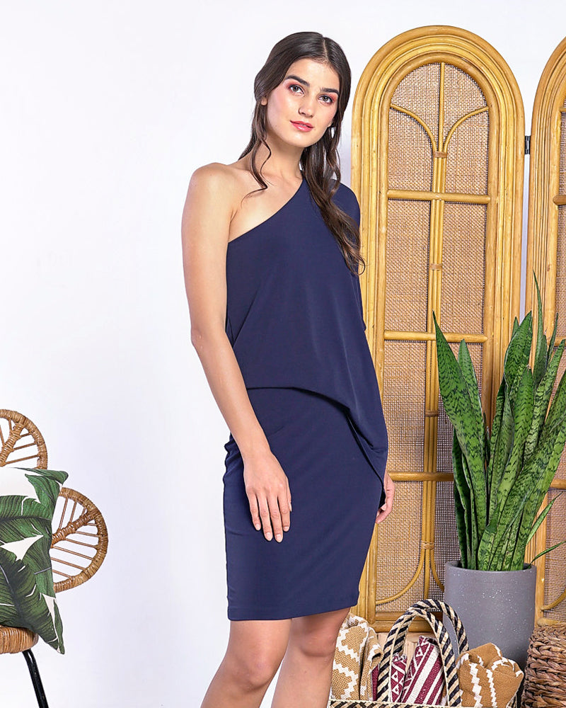 Paulette Short Dress - Cole Vintage