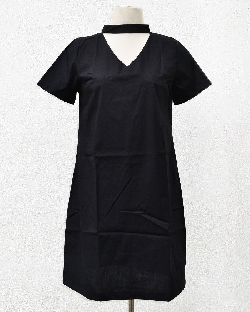 Tyra Short Dress - Cole Vintage