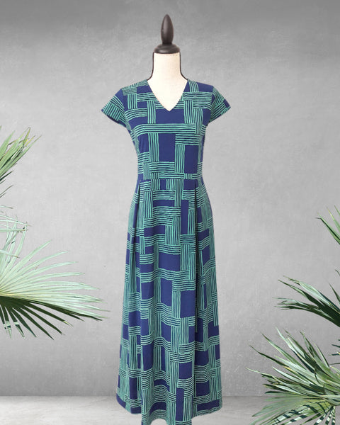 Xabelle Maxi Dress - Cole Vintage