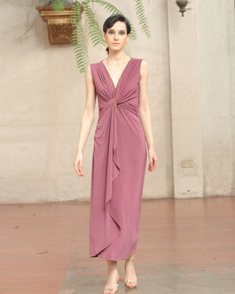 Xanthea Maxi Dress - Cole Vintage