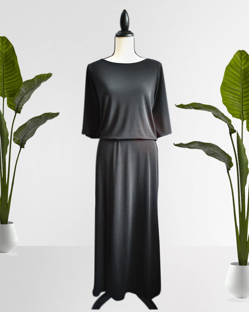 Yoanna Maxi Dress - Cole Vintage