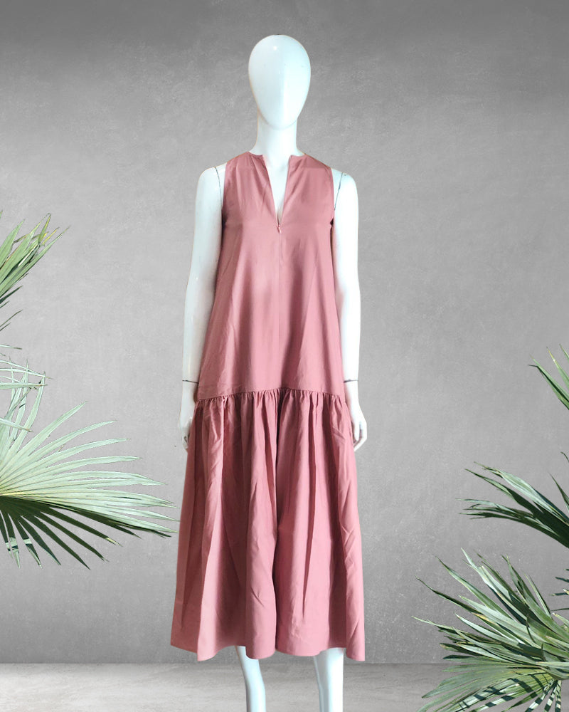 Ysenia Maxi Dress - Cole Vintage