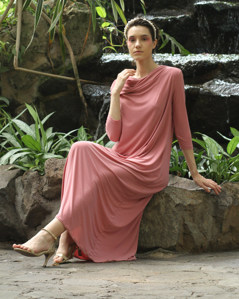 Zylina Maxi Dress - Cole Vintage