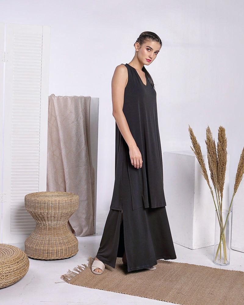 Perri Maxi Dress - Cole Vintage