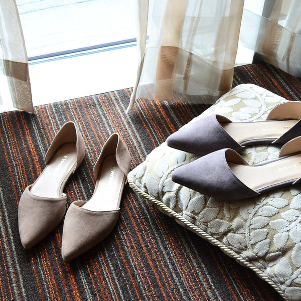 Mellila Flat Shoes - Cole Vintage