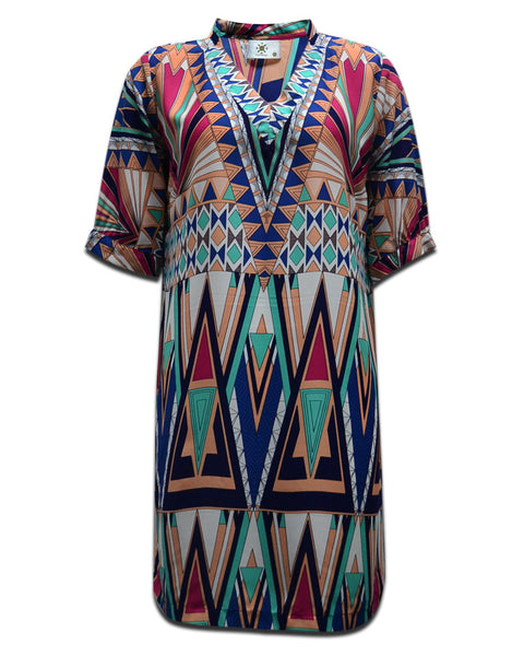 Thea Tunic Dress - Cole Vintage
