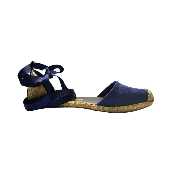 Treviso Espadrille Lace Up