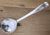 Silver Plated Cupping Spoon with MAKER logo