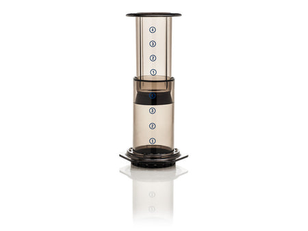 Aeropress coffee maker filter coffee brewing device