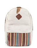 Baggabond Cotton Canvas Back Pack BGCB0004