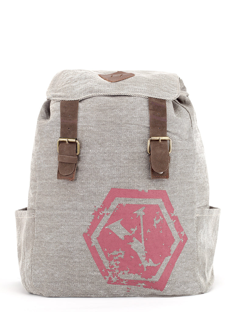 Baggabond Cotton Canvas Messenger Bags BGCM0001