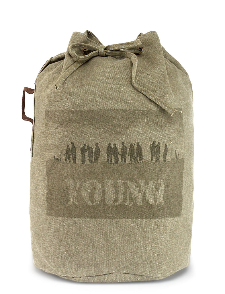 Baggabond Cotton Canvas Messenger Bags BGCM0004