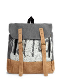 Baggabond Cotton Canvas Messenger Bags BGCM0007