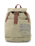 Baggabond Cotton Canvas  Messenger Bag BGCM0009
