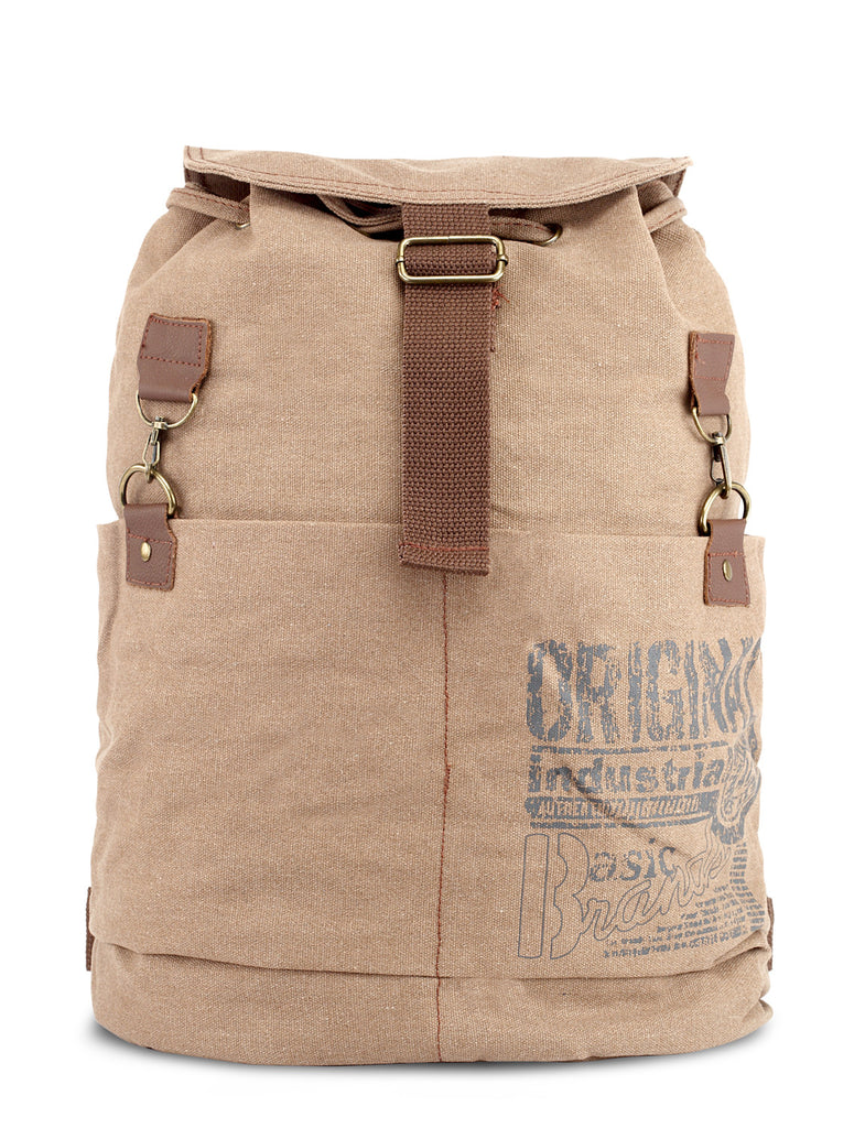 Baggabond Cotton Canvas Messenger Bag BGCM0010