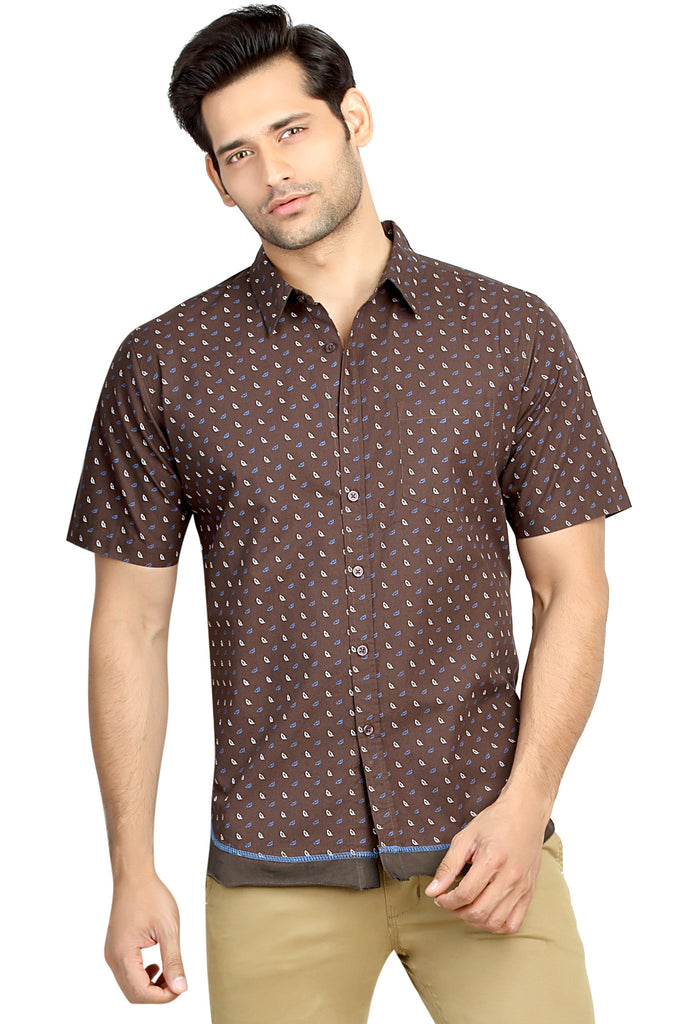 Short Sleeve Mens shirt