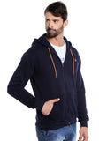 Navy Colour Men's Hoodies