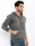 Cotton Fleece Mens Hoodies