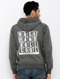 London Bee Mens Hoodies With Back Side Printed