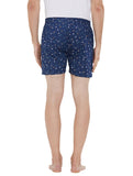 London Bee Men's Cotton Printed Boxer MLB0178