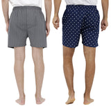 London bee men's boxer combo pack of 2  MLBCP20079