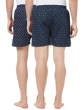 London bee men's boxer combo pack of 2 MLBCP20123