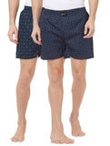 London bee men's boxer combo pack of 2 MLBCP20124