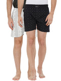 London bee men's boxer combo pack of 2 MLBCP20129