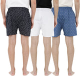 London bee men's boxer combo pack of 3 MLBCP30047