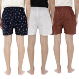 London bee men's boxer combo pack of 3 MLBCP30053