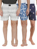 London bee men's boxer combo pack of 3 MLBCP30075