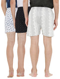 London bee men's boxer combo pack of 3 MLBCP30102