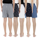 London bee men's boxer combo pack of 5 MLBCP50028