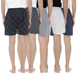 London bee men's boxer combo pack of 5 MLBCP50038